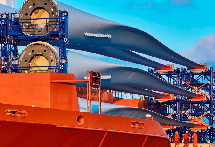 Barimar Srl - Project cargo - Impiantistica